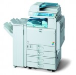 Ricoh Aficio MPC2500 COLOUR1